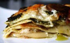 Lasagne al pesto - La ricetta di Buonissimo