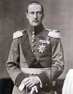 Albrecht, Duke of Württemberg 12 23 1865 -- 10 2 1939