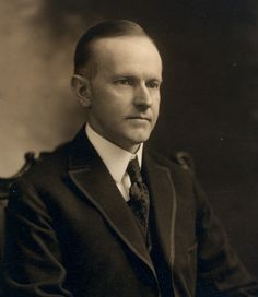 Image detail for -Calvin Coolidge