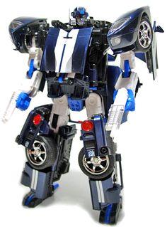 Transformers Alternators Mirage