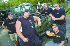 Tyrone man overhauls Jeep for Army sergeant, finds solace and a purpose in his healing process - by Beth Ann Downey, The Altoona Mirror