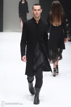 Nice coat #Strateas Carlucci S/S '13