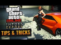 nice GTA Online Guide - How to Make Money with Import / Export DLC