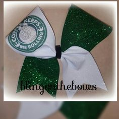 Star wars cheer bow bb8 #blingonthebows #cheerleader #bows #cheerleading #fiercecheerbows #cheergear #allglitterbows #teambows #blingonthebows #starwars #bb8 Www.blingonthebows.com