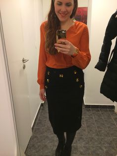 Office outfit. Work look. Job clothes. Daily fashion