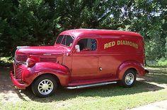 1942 Dodge Other Pickups PANEL TRUCK 1942 DODGE PANEL TRUCK