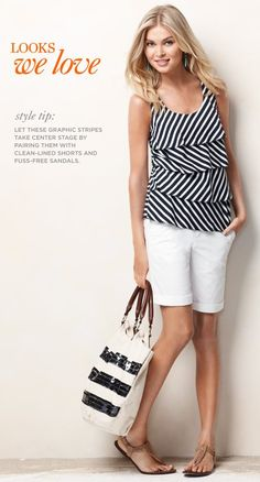 Can't go wrong with Ann Taylor Loft! Great Spring and Summer looks in store now!