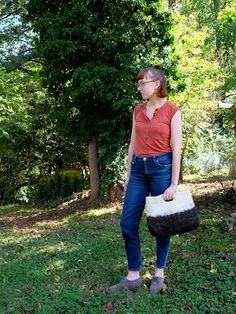 Week Of Outfits Series: A Week Of Thrifted Outfits With Leah From Style Wise // Cute ethical style!