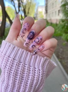 Punk Nails, Edgy Nails, Grunge Nails, Stylish Nails, Swag Nails, Simple Acrylic Nails, Summer Acrylic Nails, Best Acrylic Nails, Acylic Nails