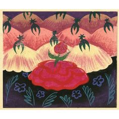 Mary Blair 50 Beautiful Pieces Of Concept Art From Classic Disney Movies