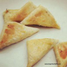 Greek Recipes: Bourekakia