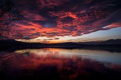 Photo Sunset by Alan Montesanto on 500px
