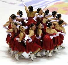 Team Canada, Synchronized Skating
