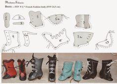 одежда и обувь для кукол - Ольга Гауль - Picasa-Webalben