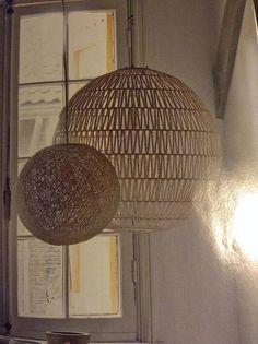 Grote lamp is cable van Zuiver, 152 EUR via lil.nl