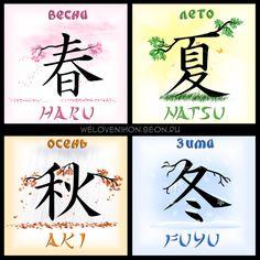 Японский язык в дневнике `Япония ~ японский для начинающих`