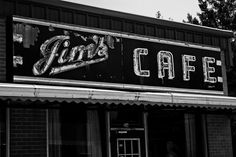 Jim's Cafe by Grits Photography- Greenville, MS