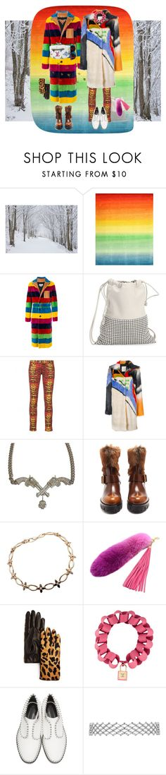 """""""Untitled #37"""" by vhss ❤ liked on Polyvore featuring Loewe, Alexander Wang, Louis Vuitton, Faith Connexion, Marco de Vincenzo, Chanel, Prada, Bloomingdale's, men's fashion and menswear"""