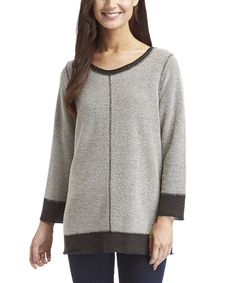 This Nomadic Traders Nickel Carefree Pullover by Nomadic Traders is perfect! #zulilyfinds