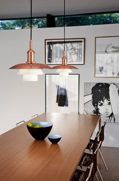 PH 3.5-3 Copper - Louis Poulsen. Celebrating Poul Henningsen's 120th Birthday In Style