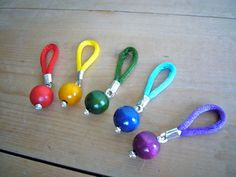 Flexible knitting stitch markers (inspiring)