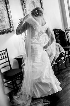 Bridal candid