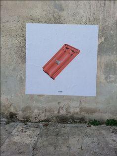 """""""hope"""" LOCATION: thessaloniki - greece TECHNIQUE: paste up DIMENSION: 150 x 150 cm"""