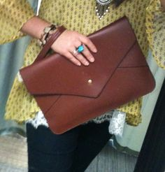 Convertible Envelope Clutch