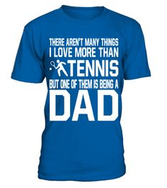 238efb496 TENNIS Dad Shirt Funny Gift for Father Daddy who love TENNIS T Shirt - (tee