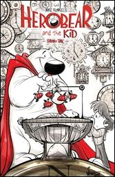 Preview of Herobear and the Kid: Saving Time #1 by Mike Kunkel