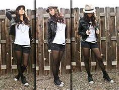 54 Best Concert Outfits Quotrapquot Images Feminine Fashion