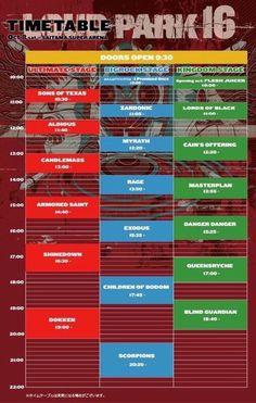 ラウドパークまであと2日!!|Aldious トキ オフィシャルブログ「ROCK 'N' CHUNPA★!!」Powered by Ameba