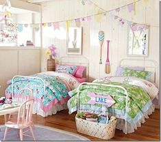 girl bedroom retro - Buscar con Google