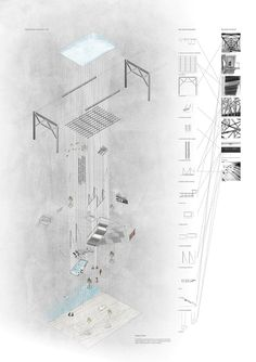 """""""Hanging House"""" by Lee Ka Chun and Ngan Ching Ying (The Royal Danish Academy of Fine Arts and Architecture)"""