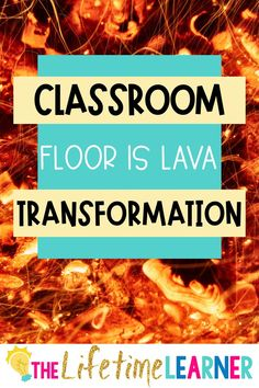 Check out this fun floor is lava classroom transformation theme for elementary students in first, second, third, fourth, fifth grade. This lava day room transformation will set the stage to engage and is stress-free! It's a worksheet or escape room alternative, and can be used in small groups or partners. 1st, 2nd, 3rd, 4th, 5th graders enjoy classroom transformation ideas. Digital and printables for kids (Year 1,2,3,4,5) #setthestagetoengage #classroomtransformation #mathactivities