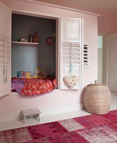 Pink girls room | Styling @cscheulderman | Photographer Alexander van Berge | vtwonen February 2012