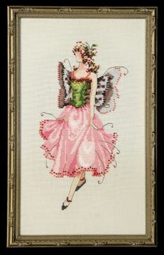 Nora Corbett - Cross Stitch Patterns & Kits (Page 3) - 123Stitch.com