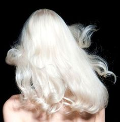 "May 2020 - ""Beauty Is Bought By Judgement Of The Eye"". See more ideas about Beauty, Hair beauty:__cat__ and Hair styles. Hair Inspo, Hair Inspiration, Inspo Cheveux, Last Unicorn, Platinum Blonde Hair, Blonde Curls, The Villain, White Hair, Pretty Hairstyles"