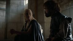 Tyrion becomes Daenerys' Hand of the Queen - Game of Thrones