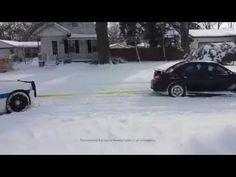 WRX Cop Tow - Subaru Commercial - YouTube