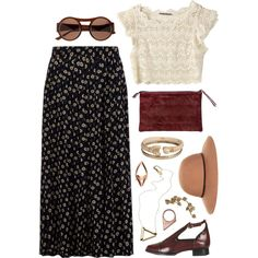 Glamorous+Opportunities+by+silhouetteoflight+on+Polyvore+featuring+Dorothy+Perkins,+Topshop,+Essex+LA,+Monki,+Scotch+&+Soda,+Miss+Selfridge+and+Peridot+London