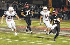 The Point Pleasant Register   Point pounds Patriots on Homecoming, 39-12