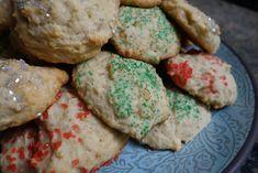Aunt Mary's Ricotta Christmas Cookies — CaraDiFalco.com