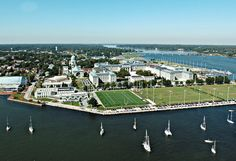 US Naval Academy | Was lucky enough to tour the base because a good friends husband went here.  Very proud moment!