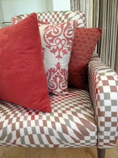 New collection, new designs News Design, Furniture Ideas, Interiors, Throw Pillows, Bed, Collection, Home, Products, Style