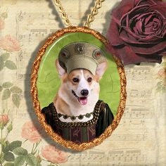 Welsh Corgi Pembroke Jewelry Pendant Necklace by NobilityDogs Pendant Jewelry, Pendant Necklace, Loss Of Dog, Dog Jewelry, Pembroke Welsh Corgi, Dog Memorial, Dog Breeds, Your Pet, Dog Lovers