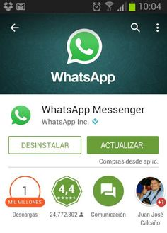 Since the Whatsapp app came in mobile market, everybody is eagerly waiting for whatsapp app on their desktop or laptop. Last week WhatsApp announced that Linux, Whatsapp Messenger, Mobile Marketing, Being Used, Mobile App, Technology, Reading, Blogging, Mac