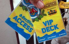 Smart Betty with VIP access to the US Open of Surfing 2012