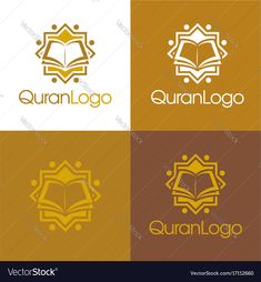 Quran Logo. Download a Free Preview or High Quality Adobe Illustrator Ai, EPS, PDF and High Resolution JPEG versions.