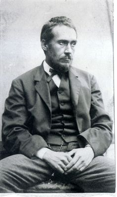 """THOMAS EAKINS (American): was a realist painter, photographer, sculptor, and fine arts educator. Celebrated by American art historians as """"the strongest, most profound realist in nineteenth-and early-twentieth-century American art"""". American Realism, American Artists, Artist Art, Artist At Work, Expositions, Portraits, Famous Artists, Historian, Art Studios"""
